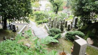 西宮_門戸共同墓地のお墓の写真
