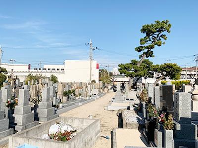 西宮市立中津墓地の写真