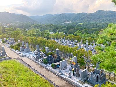 西宮市立甲山墓園のことなら西宮霊園ガイド